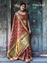 Pure Silk Weaving Saree