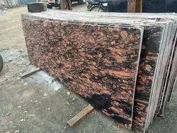 Polished DYNA Red Granite