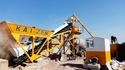 Compact Concrete Batching Plant - Twin Shaft Mixer