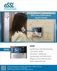 RFID Card Attendance Machine