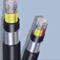 Gemscab 185 Sq.mm LT-XLPE And PVC Power Cable
