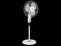 Mojo Pedestal Fan (Luminous)