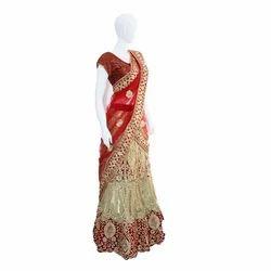 Red Indian Designer Bridal Wear