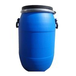 Food Products Plastic Drum for Industrial, 25 to 75 liters