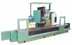 CNC Travelling Column Milling Machine