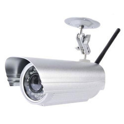 Wireless Bullet Camera