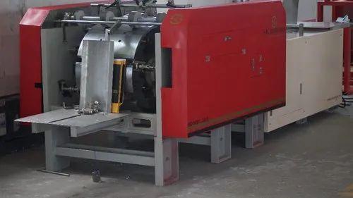 Fully Automatic Paper Bag Bottom Folding Machine and Bottom Opener Machine, 440V