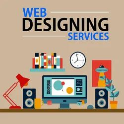 Business Website Designing Services, With Online Support