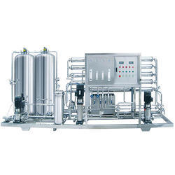 2500 LPH Commercial Reverse Osmosis Water Plant