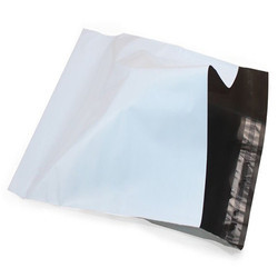Plain Tear Resistant Courier Bags