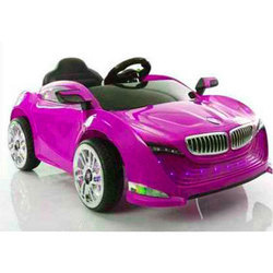 Rewind Blue Kids Two Seater Car