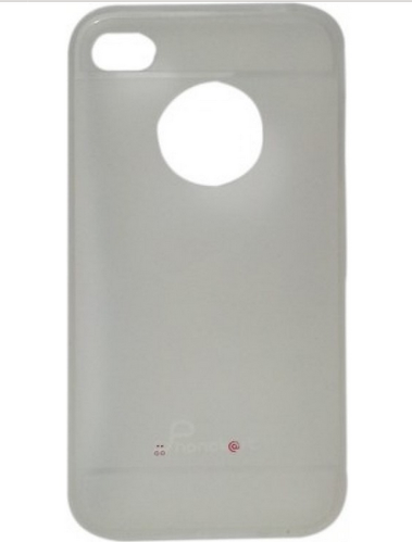 low priced 1f727 836d7 Phonokart Back Cover For Apple Iphone 4s White