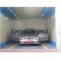 Hydro Stainless Steel Hydraulic Car Elevator