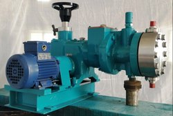 Diaphragm Chemical Metering Pumps