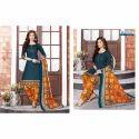 Printed Mayur Khushi Dress Material