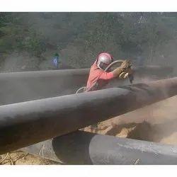 Sand Blasting Service, Construction