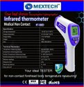 Medical Infrared Thermometer HT860D
