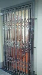 Gate Stainless Steel Grill