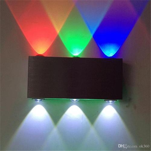 Multi Colour Wall Lights