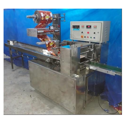 Muffins Pouch Packing Machine