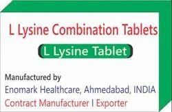 L Lysine Tablet