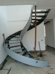 MS & SS Spiral Stair