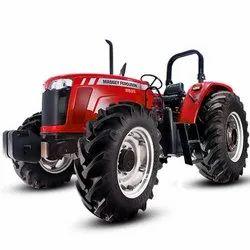 Massey Ferguson 2635 75 HP 4WD Tractor, Cubic Capacity: 3600 Cc