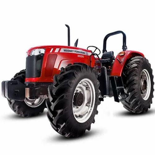 How To Split A Massey Ferguson Tractor