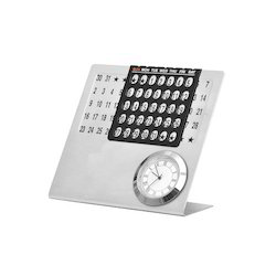 Table Calendar Clock