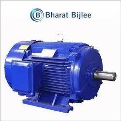 Bharat Bijlee 3 Phase 55 KW 1500 RPM Foot Mount Non-FLP Motor, For Industrial, IP Rating: IP55