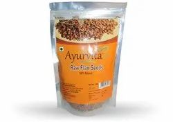 India, Chennai Brown Ayurvita Natural Flax Seeds, For Cooking, Packaging Size: 250 Gram