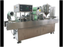 Automatic Cup Glass Rinsing Filling & Sealing Machine