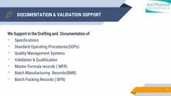 Support In Drafting And Writing QMS Documentation