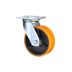 IV-2A-ZA5-01D-150-302 Forged Caster Wheel