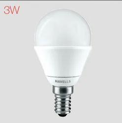 Warm White Adore LED 3W Ball Lamp