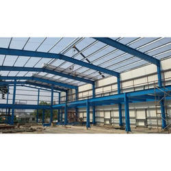 Pre Engineered Building Fabrication Service