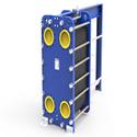 Welded Type Plate Heat Exchanger