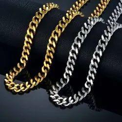 Men Heavy Gold Chain