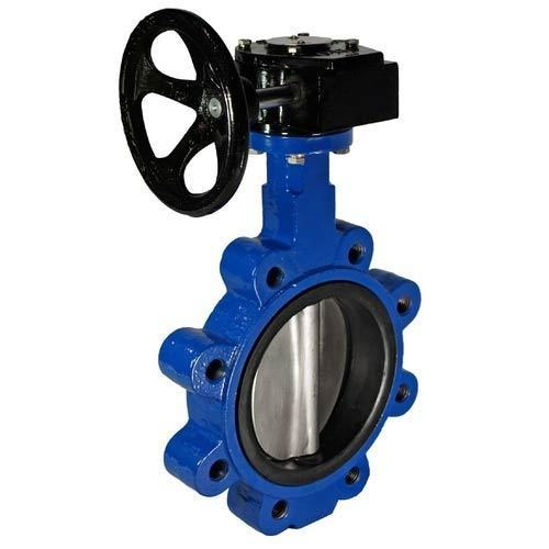 Butterfly Valves Gear Operated Butterfly Valve