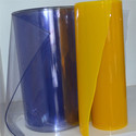 Anti Insect Amber Yellow PVC Curtain