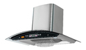 Surya Rangehood Kitchen Chimney With Stainless Steel Filter In Stainless Steel (silver, Ex1400td-dis