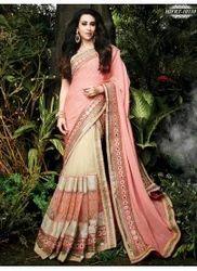 5720b11e228 Karishma Kapoor In New Latest Designer Lehengha Choli Saree ...