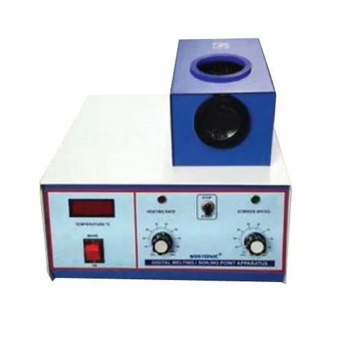 Digital Melting Point Apparatus, Y-973, Y-974