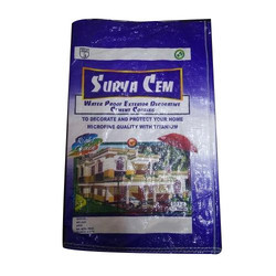 Water Proof Exterior Decorative Cement Bags