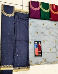 Designer Salwar Suit Pieces For Women