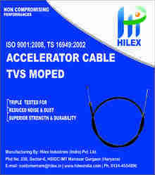 ACC Cable TVS Mopeds