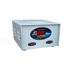 Patron Single Phase 0.5 KVA Simple Home Automatic Digital Stabilizer, Floor, 90V-300V