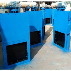 Motorized Slide Gate Dampers