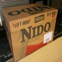 400g Nestle Red Cap Nido Milk, Packaging Type: Canned