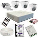 Hikvision 2 MP HD Analog CCTV Camera & DVR System